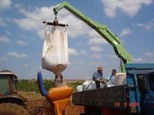 Descarregador de big bag